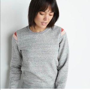 Marine Layer Banks Crewneck Sweater